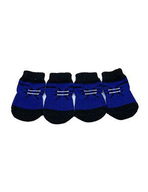 Pet Socks Dark Blue Medium