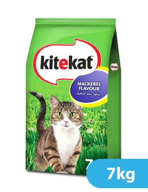 Kitekat Mackerel Flavor Cat Food 7kg