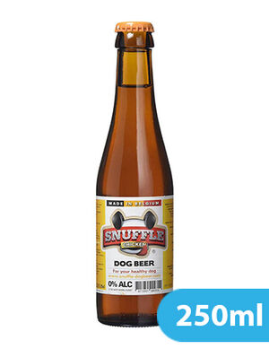 Snuffle Beer for Dogs Chicken 250ml