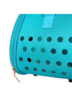Carrier Aqua 39*27*30cm -  Dogs product