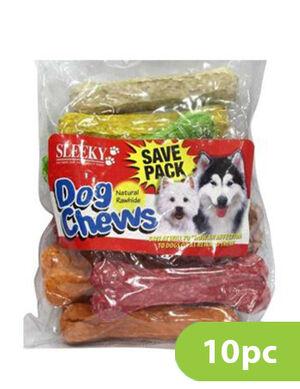 Sleeky Munchy Bone 10pc - Save Pack