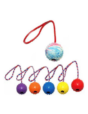 Dog Chew Toy Bubble Ball