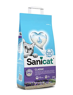 Sanicat Classic Lavender 20L