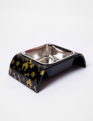 bowl Black 18.5*12.5*4 cm (400ml)