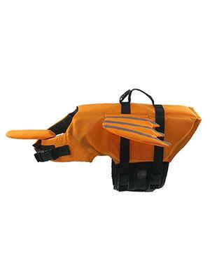 Dragon Swimming Vest Orange X-Small