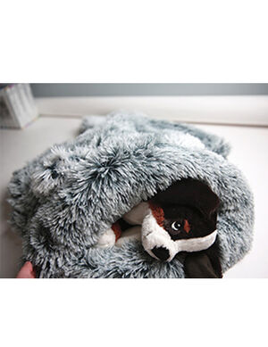 Blanket bed Grey 60 x 60cm -  Dogs product