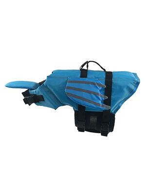 Dragon Swimming Vest Blue Small