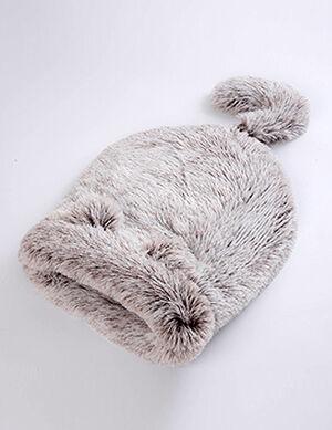 Blanket bed Brown 60x60 cm