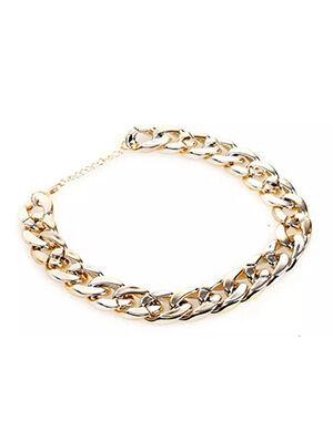 Pet Golden Necklace Adjustable 37cm