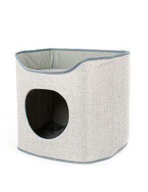 Pet House Grey 37.5*40*34