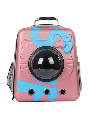 Backpack Light Pink and Blue mix 40*23*38cm