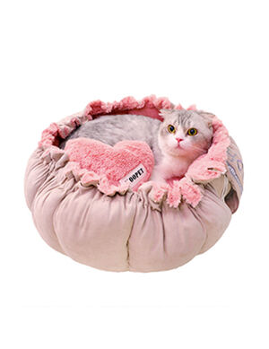 Bed Pink 55 cm