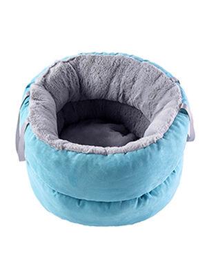 Bed  light blue 50*50*28