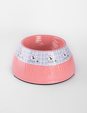 Bowl Pink 300 ml -  Dogs product