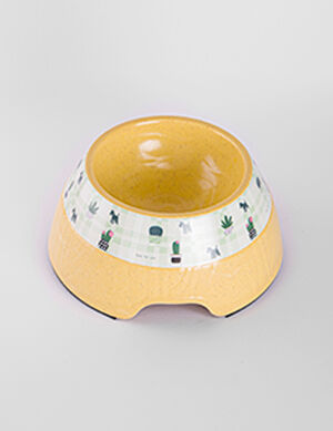 Bowl Yellow 300 ml