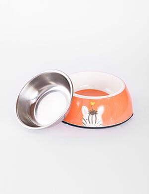 Bowl  Orange 150 ml -  Dogs product