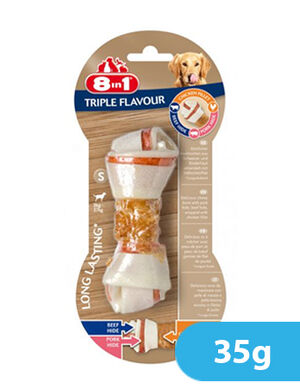 8in1 Triple Flavour Small 35g