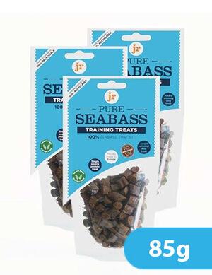 Jr Pure Sea Bass Training Treats 85g