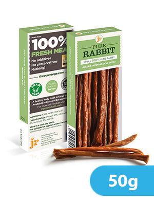 Jr Pure Rabbit Sticks 50g
