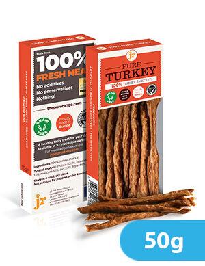 Jr Pure Turkey Sticks 50g