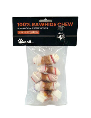 Chicken and Red Knotted Bone 60gm
