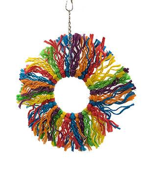 VanPet Colorful Bird Toy (00169)