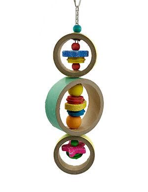 VanPet Colorful Bird Toy (03310)