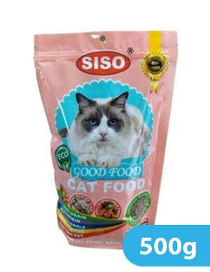 Siso Good Food Cat Food Sea Food Flavour 500g