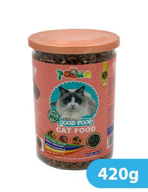 Siso Topka Good Food Cat Food Beef Flavor 420g