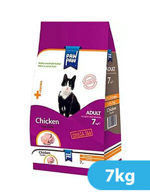 Paw Paw Adult Food Chicken 7kg