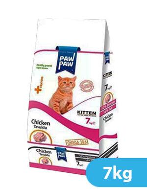 Paw Paw Kitten Cat Food Chicken 7kg