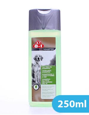 8in1 White Pearl Shampoo 250ml
