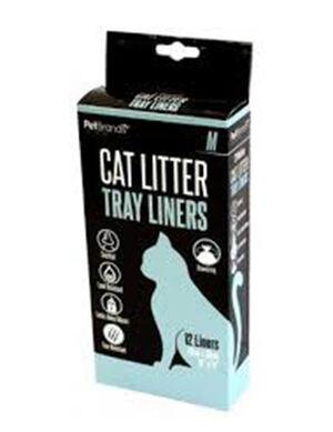 Petbrands Cat Litter Liners (12pck)