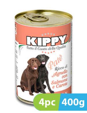 Kippy Pate Lamb with Salmon & Carrot 4pc x 400g