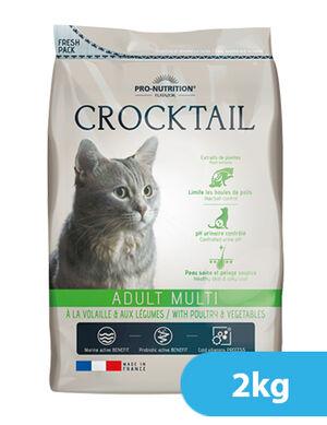 Pro-Nutrition Crocktail Adult Multi Poultry & Vegetables 2kg
