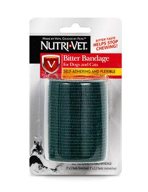 Nutri-Vet – Bitter Bandage Assorted Colours – 3in