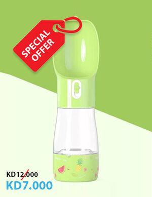Pet Bottles Green