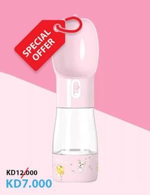 Pet Bottles Pink