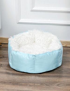 Bed Light Blue 60cm Diameter