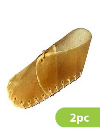Sleeky Fluoride Milk Flavour Shoe Type 2pc