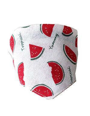 Bandanas White Watermelon Large
