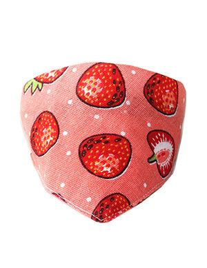 Bandanas Red Strawberry  Large