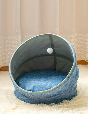Play Bed Blue