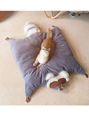 Exclusive Beds Blue Large -  Dogs product