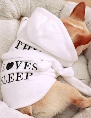 Pets Bathing Robe Medium -  Dogs product