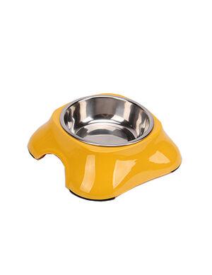 Yellow Feeding Bowl