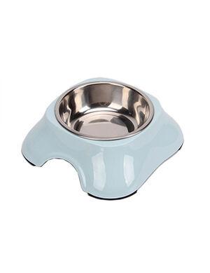 Blue Feeding Bowl
