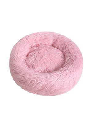 Plush Bed Pink Large