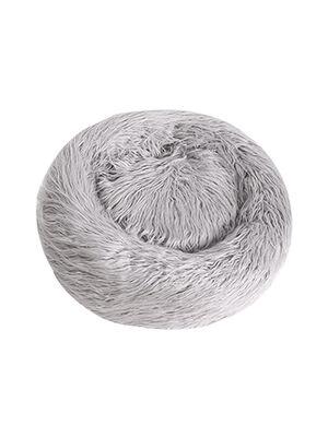 Plush Bed Grey Large