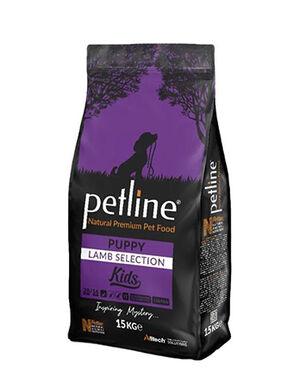 Petline Natural Premium Puppy Lamb And Rice Dog Food 15kg